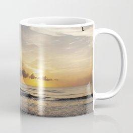 Sunrise over Water Coffee Mug