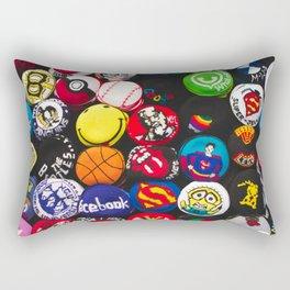 Kippahs for Sale Rectangular Pillow