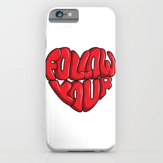 Follow You're iPhone & iPod Case