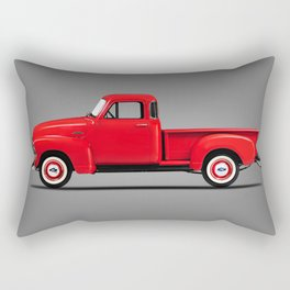 The 3100 Pickup Truck Rectangular Pillow