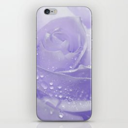 Rose with Drops 085 iPhone Skin