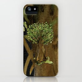 The Fortune Tree #3 iPhone Case