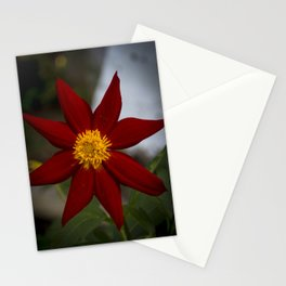 Dália Stationery Cards