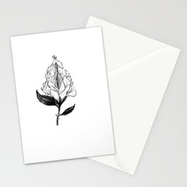 magical vulve Stationery Cards