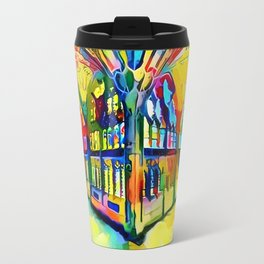 If You See A Fork In The Road, Take It! Travel Mug