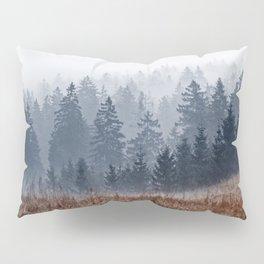 Lost In Fog Pillow Sham