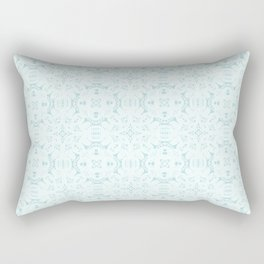 SNOWFLAKES III Rectangular Pillow