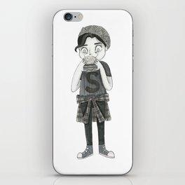 Jughead Jones - Riverdale iPhone Skin