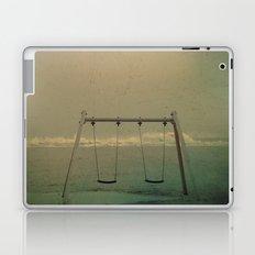 Forgotten swings Laptop & iPad Skin