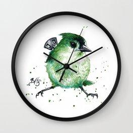Wind Up Mini LXIV Wall Clock