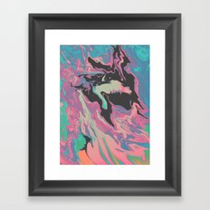 ExtraDimensional Framed Art Print