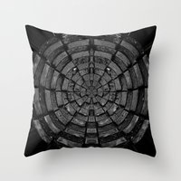 shield Throw Pillows featuring Shield. by Sunsetter Impact