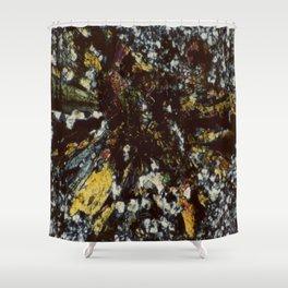 Epidote Shower Curtain