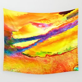 Incoming Tide Wall Tapestry