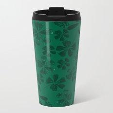 Flowers 15 Metal Travel Mug
