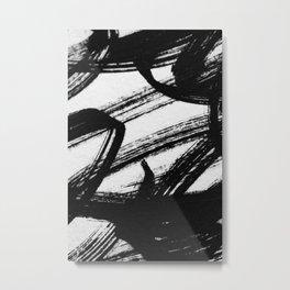 Ink 1 Metal Print