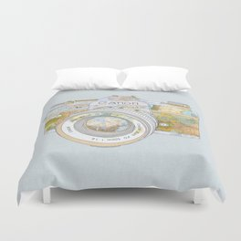 TRAVEL CAN0N Duvet Cover