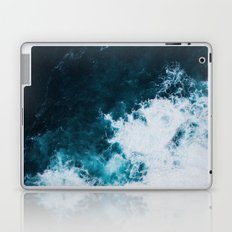 Wild ocean waves II Laptop & iPad Skin