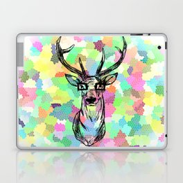 Deer are people too Laptop & iPad Skin