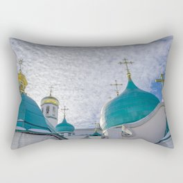 New Jerusalem orthodox monastery Rectangular Pillow