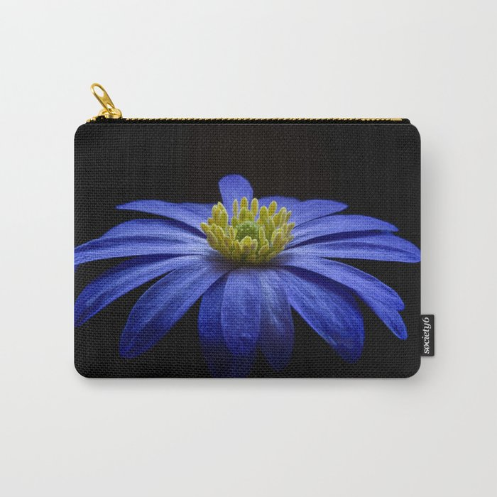 Balkan Anemone Carry-All Pouch