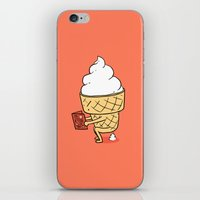 ilovedoodle iPhone & iPod Skins featuring Everyone Poops by ilovedoodle by I Love Doodle