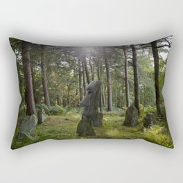 Doll Tor and more Rectangular Pillow