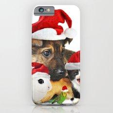 Christmas Animals iPhone 6s Slim Case