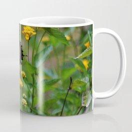 Swallowtail On Lantana Coffee Mug