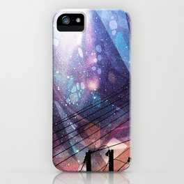 Wires#1 iPhone Case