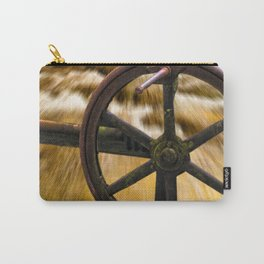 old locks wheel Carry-All Pouch