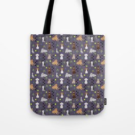 Happy Puppies Tote Bag