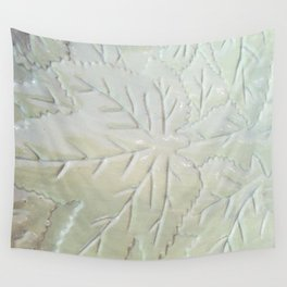Mystic White Wall Tapestry