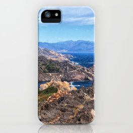 The New World iPhone Case