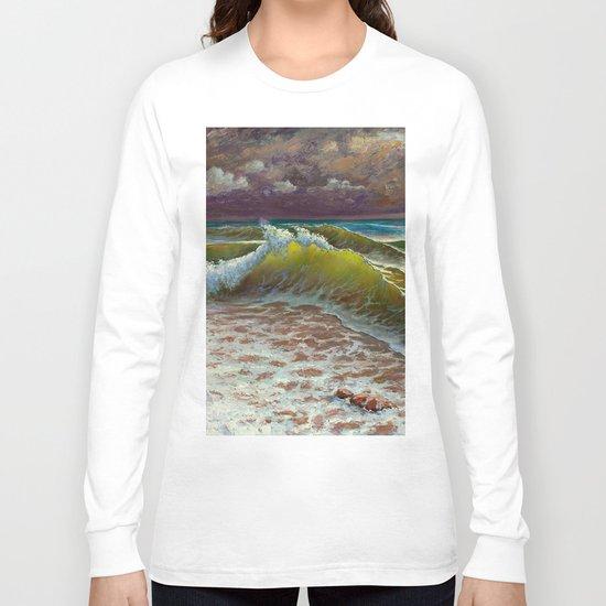 wild waves Long Sleeve T-shirt