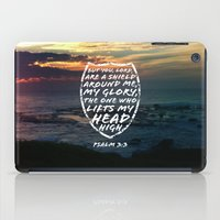 shield iPad Cases featuring SHIELD by Pocket Fuel