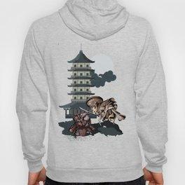 Samurai Hamsters Hoody
