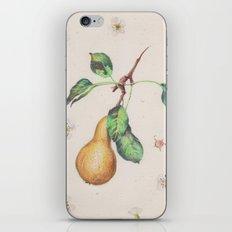 A Pear iPhone & iPod Skin