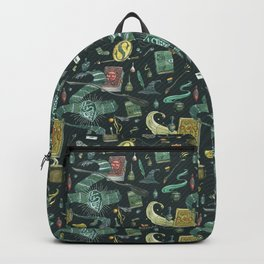 Snake House Backpack
