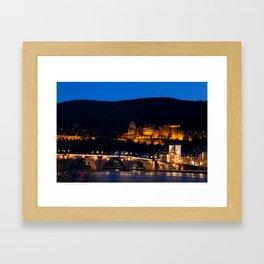 Heidelberg 3 Framed Art Print