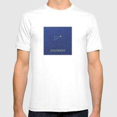 Constellations - PHOENIX White Mens Fitted Tee MEDIUM