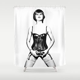 Korolkovas' Valentina Shower Curtain