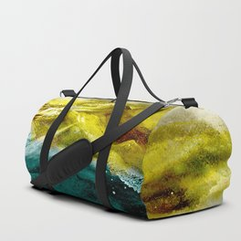 Abstract Mountain Duffle Bag