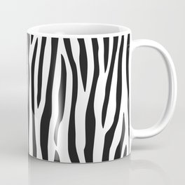 Zebra Stripes Africa Vibe Coffee Mug