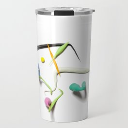 Shapes I Travel Mug