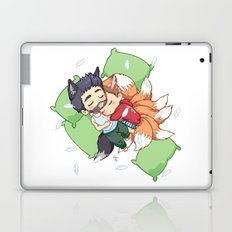 Bonus Sleepy Sterek Spin-Off Laptop & iPad Skin