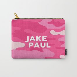 Jake Paul Pink Carry-All Pouch