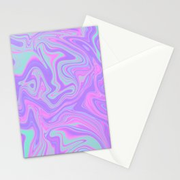 Back to the 90s Stationery Cards