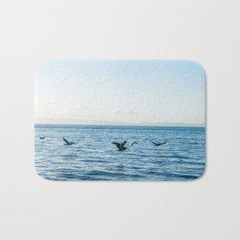 Flying Flock Bath Mat