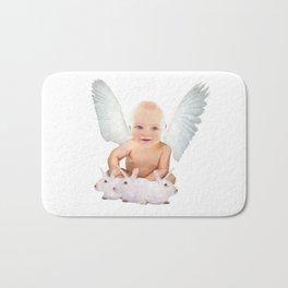 Angel Baby Bath Mat